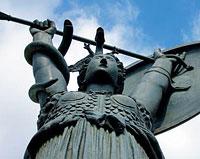 La Minerva de La Sapienza di Roma